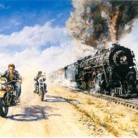 Roy Barrett Original Oil Paintings