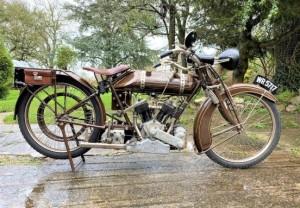 1920 Nut Model