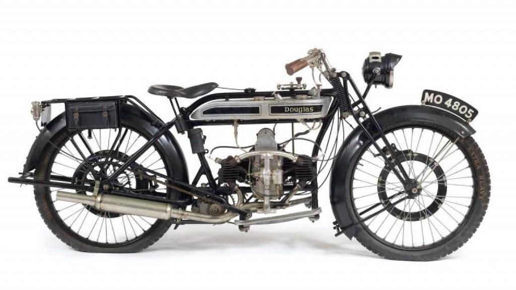1925 Douglas 2¾ hp Model CW