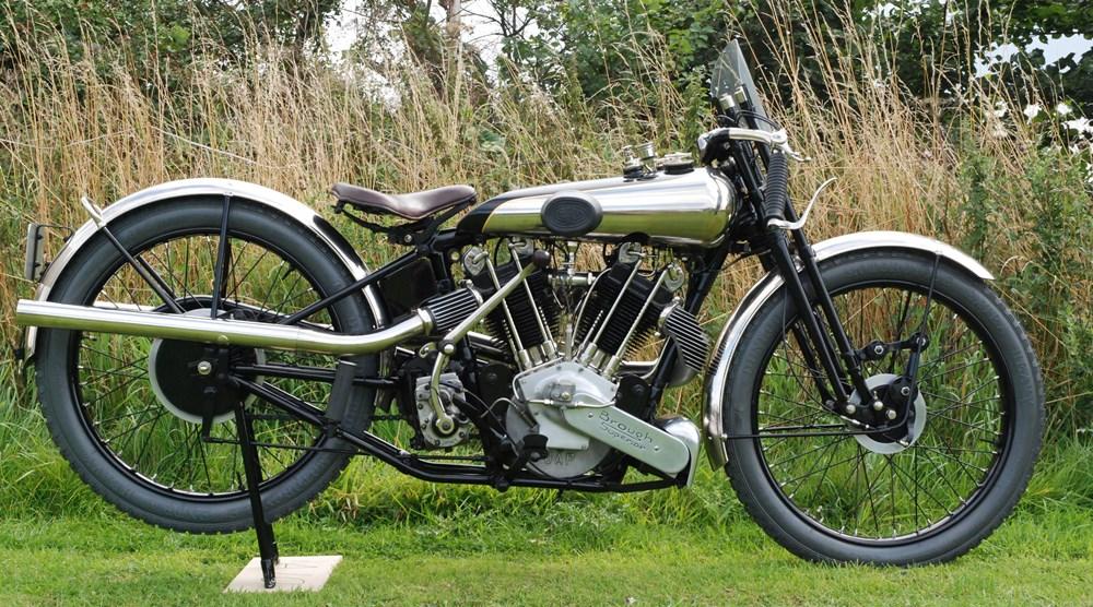 1926 Brough Superior 981cc SS80