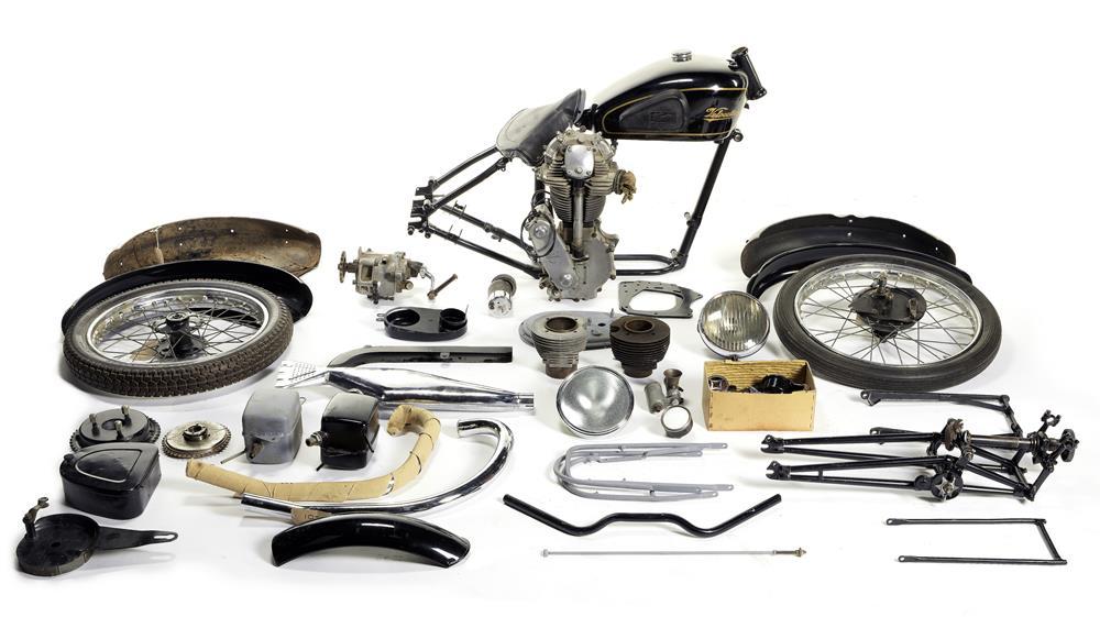 1938 Velocette