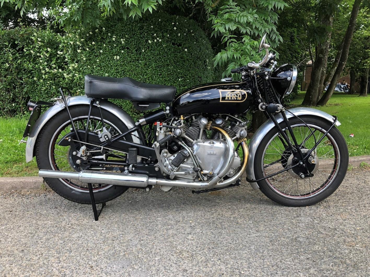 1947 HRD Rapide Series B