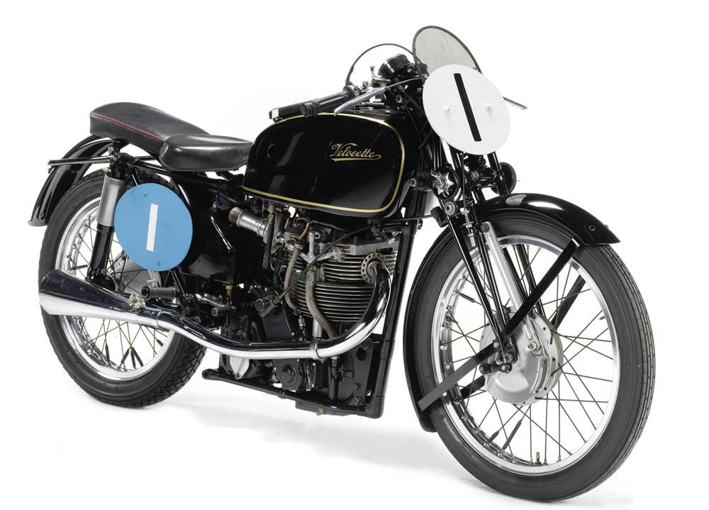 1949 World Championship-­winning 1948 and 1949 Isle of Man Junior