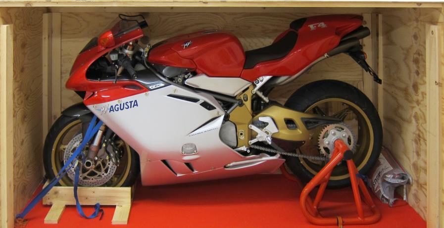 1998 MV AGUSTA