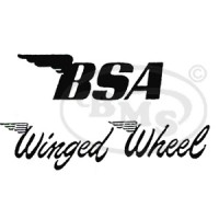 BSA Winged Wheel M/C