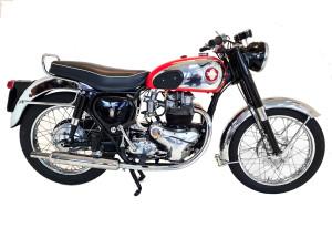 1957 BSA Road Rocket 650cc