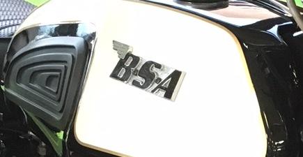 BSA:Triumph