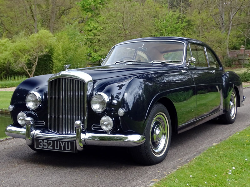 Bentley S1 Continental Fastback