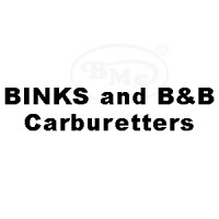 BINKS and B&B CARBURETTERS