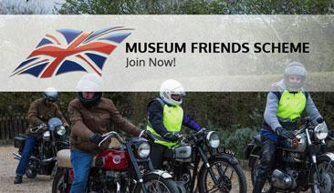 Museum Friends Scheme