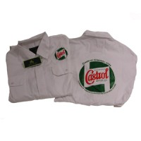 Castrol Overalls