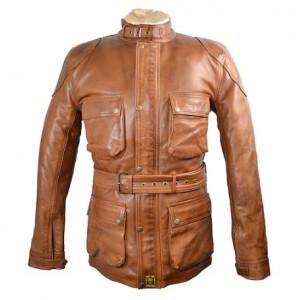 Goldtop Tan The Patrol Jacket