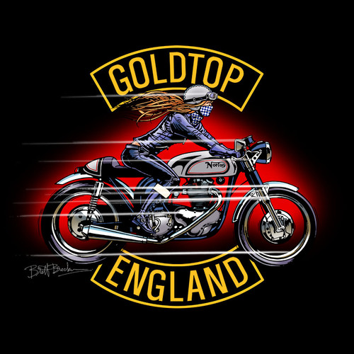 Goldtop The National Motorcycle Museum