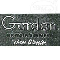 Gordon 3-wheeler