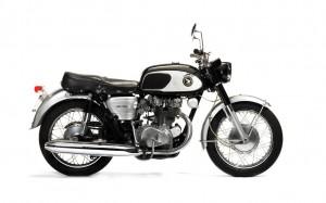 Honda Black Bomber 1967 - Image 4