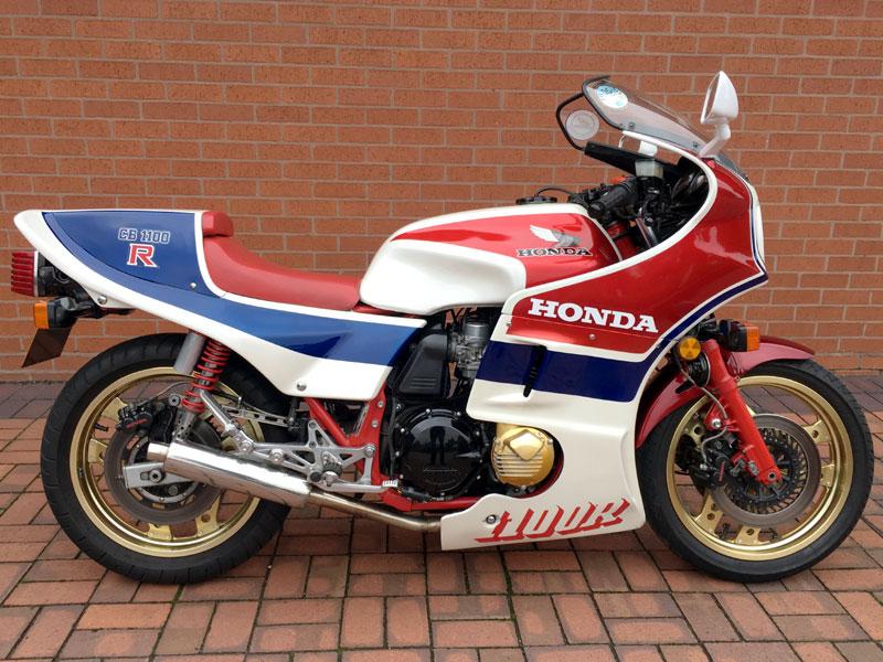 Honda CB1100RD