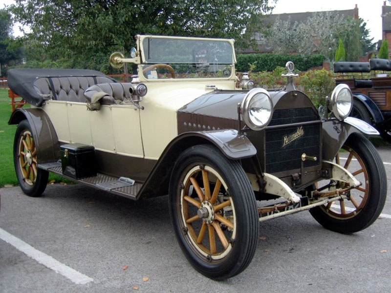 Hupmobile Model H Tourer