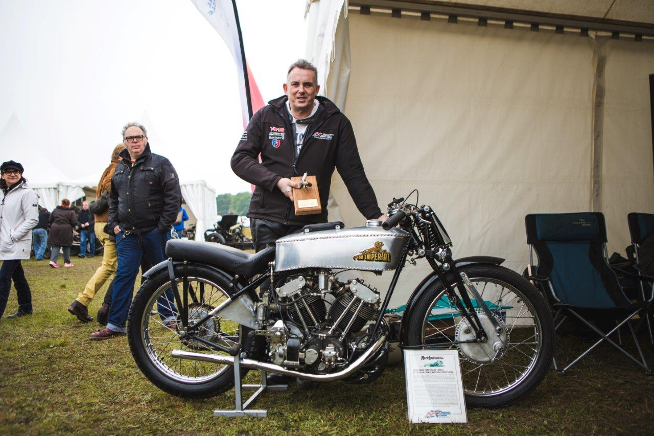 The National Motorcycle Museum vintage revival monthery