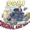 Ogri ORIGINAL AND BEST LOGO