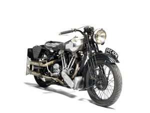 Olympia Motorcyce 1937 - Image 1