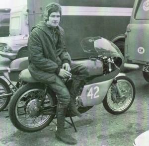 Sheene Bultaco 042 1967