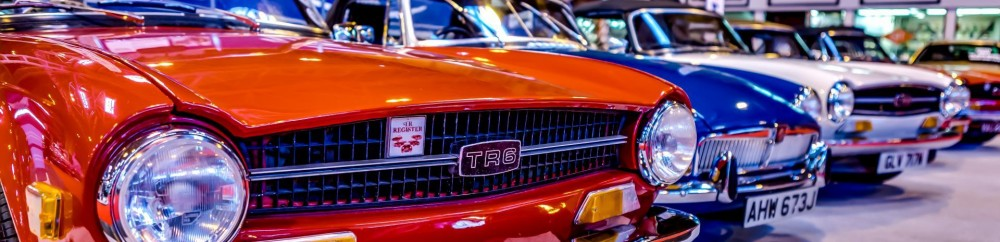 THE PRACTICAL CLASSICS CLASSIC CAR AND RESTORATION SHOW