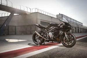 Triumph Moto2 Test Bike 1