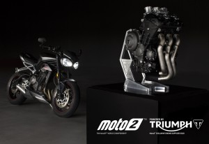 Triumph Moto2 Test Bike 2