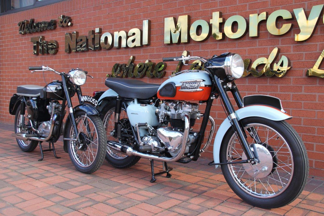 National Motorcycle Museum Raffle