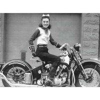 Motorcycles and Women