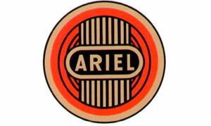 ariel Bike logo