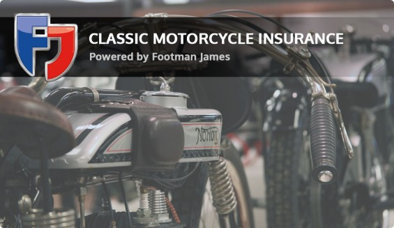 Classic Motorcycle Insurance