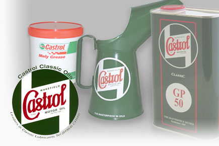 Castrol Oil Products