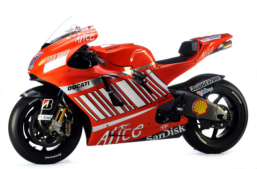gp8-ducati national Motorcycle Museum