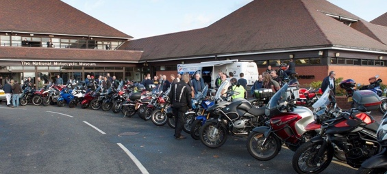 National Motorcycle Museum Live event