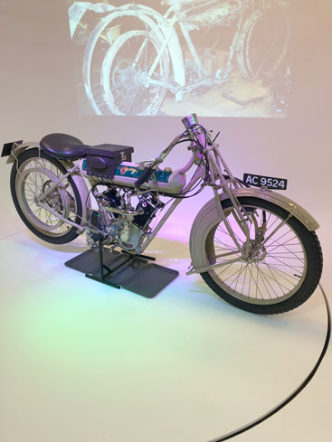 1913 Matchless V-Twin