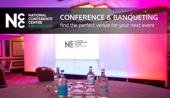 National Conference Centre Birmingham