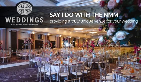 NMM Weddings