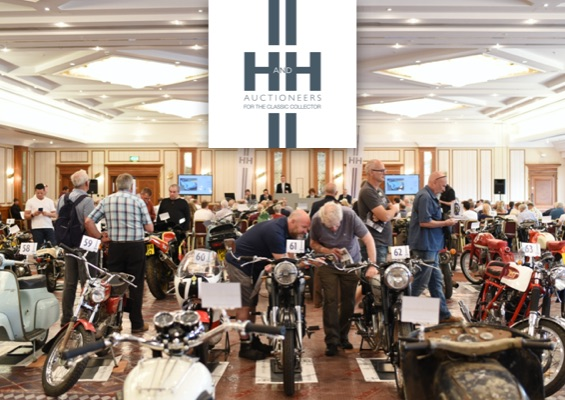National Motorcycle Museum Auctions - Powered by H&H Classics